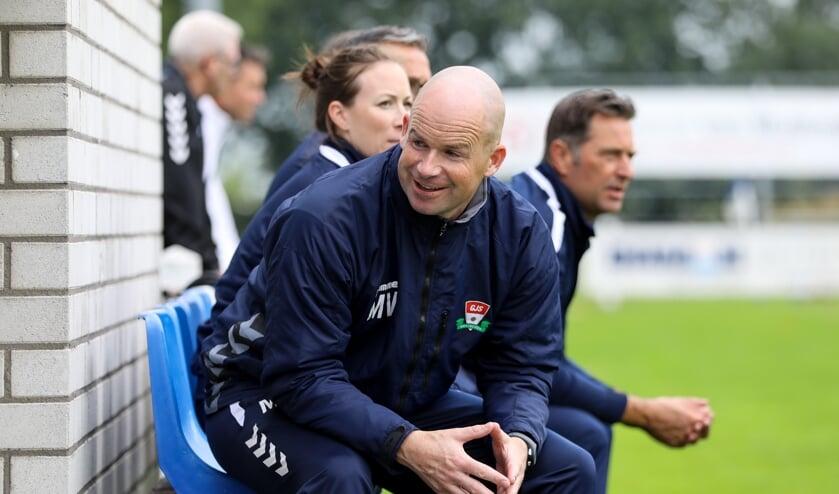 • GJS-coach Marco Verbeek zal het in het kelderduel tegen Sleeuwijk alleen voor drie punten willen doen.