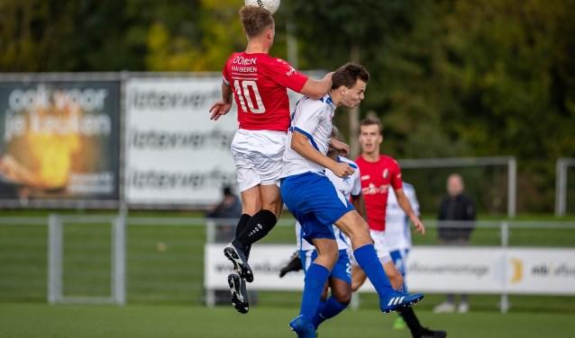 Nivo Sparta - Sliedrecht (1-5) Foto: M. Oomen © regiosport