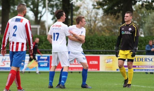 • Roda Boys - ASV Arkel (2-3). Foto: Gerald van Zanten © regiosport