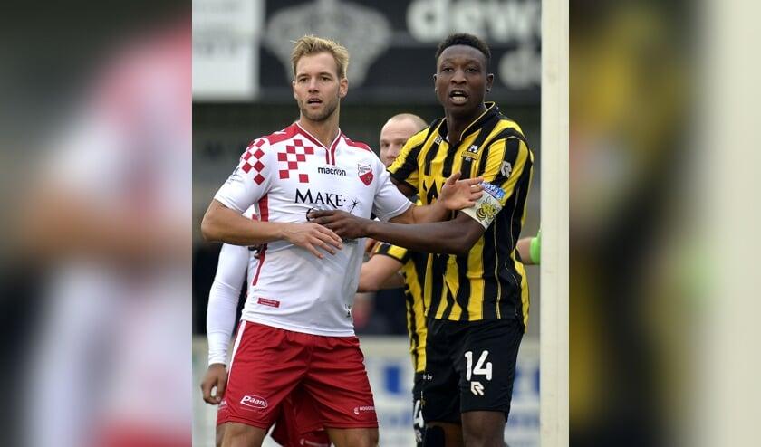 • Kozakken Boys-verdediger Sven van Ingen.