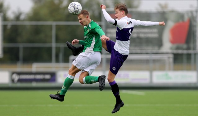 • LRC Leerdam - Nieuw-Lekkerland (0-3). Jeroen de Bruin / DBRN Fotografie © regiosport