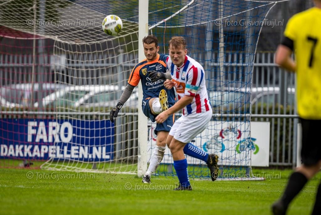 • NEO'25 - GVV'63 (3-2). Foto: Gijs van Tuijl - Gameren © regiosport