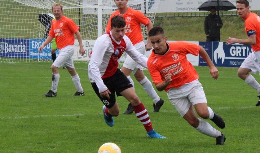 Alem - GVV (3-0).