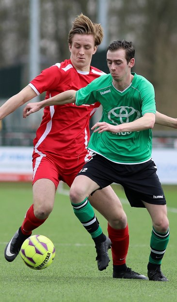 • Na een seizoen zonder onderlinge derby staan Peursum en SV Noordeloos zaterdag weer tegenover elkaar.