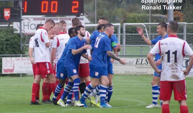 • Hardinxveld - SVW (2-3). Foto: Ronald Tukker © regiosport