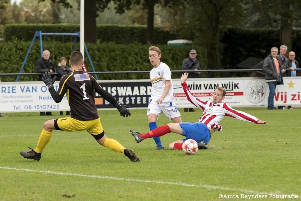 • Roda Boys - Arkel (2-3). Anita Reijnders Fotografie © regiosport
