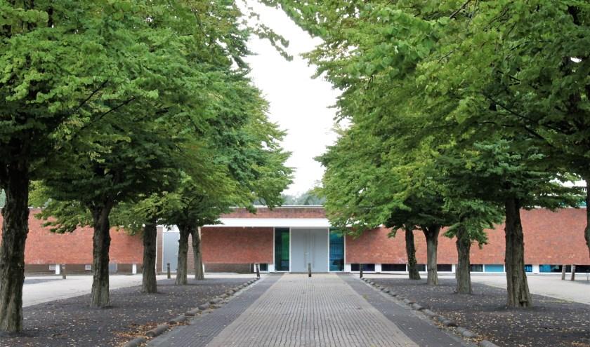 • De entree van Waalhoven.