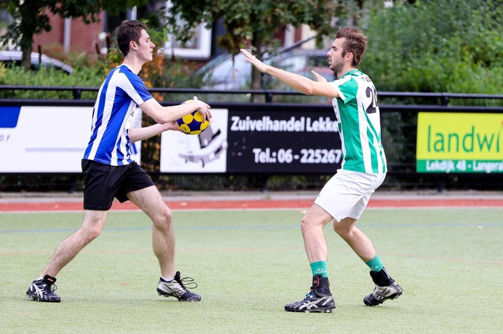 • Triade - Zaandam Zuid (10-5). Foto: Rick den Besten  © Alblasserwaard