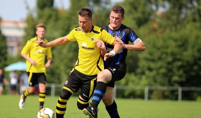 • De derby tussen Groot-Ammers en Streefkerk is terug op het competitieprogramma.