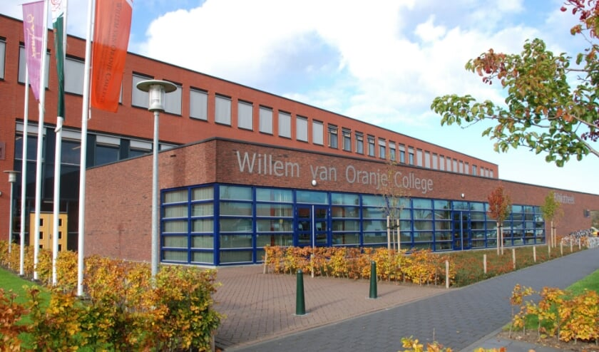 <p>Het gebouw van het Willem van Oranje College in Wijk en Aalburg.</p>