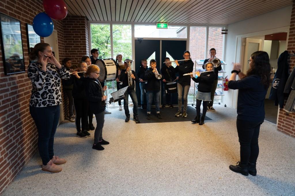Open dag Muziekvereniging de Bazuin Leerdam  © Leerdam