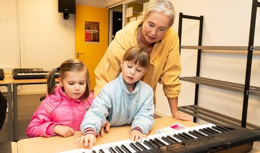Open Dag Muziekschool Vianen,