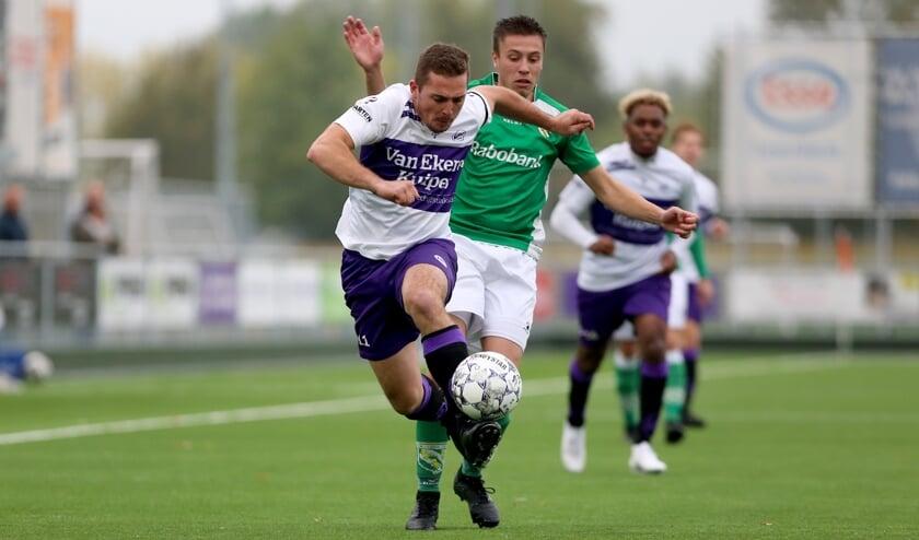 • LRC Leerdam - Nieuw-Lekkerland (0-3).