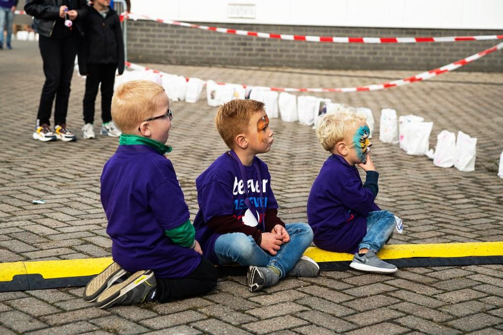 Samenloop voor Hoop • De Finish Foto: Nico Van Ganzewinkel © Leerdam