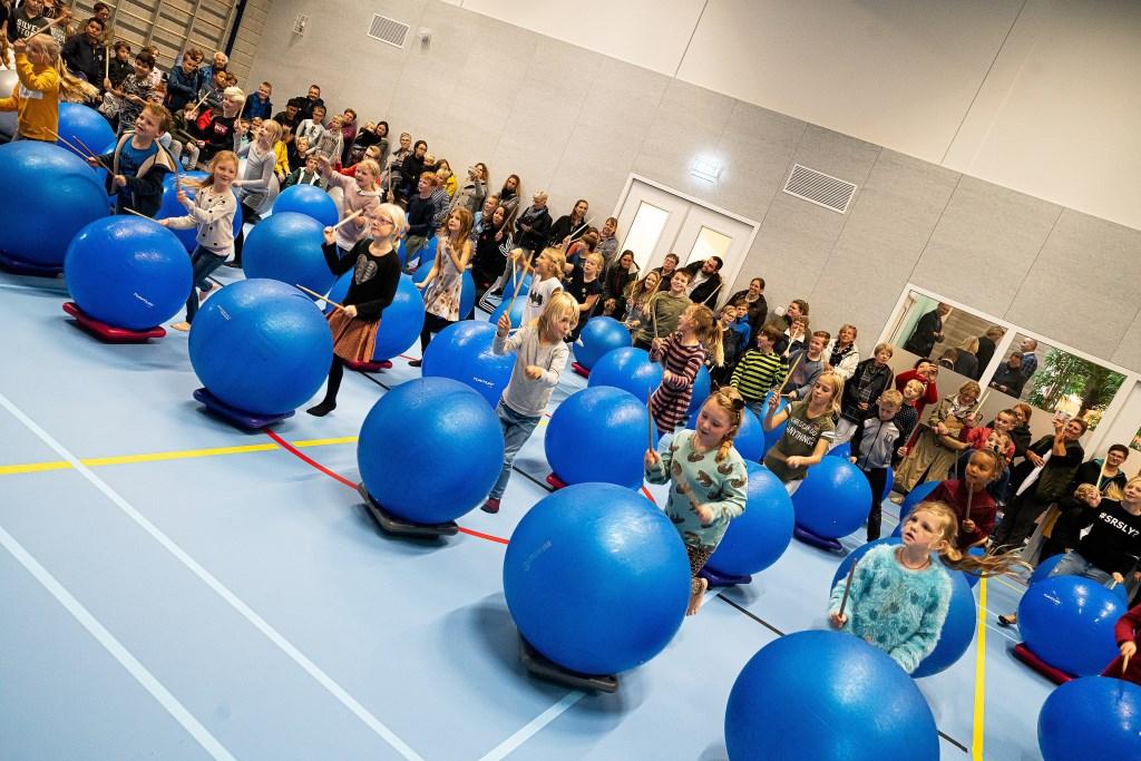 Opening brede school Heukelum  © Leerdam