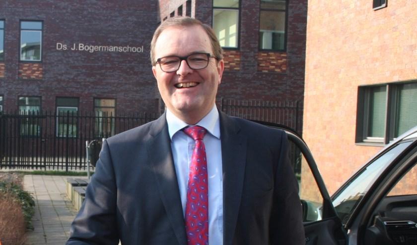 • Servaas Stoop is voorgedragen als burgemeester van West Betuwe.
