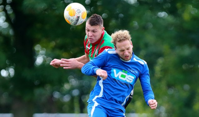 Haafen - SV Capelle 0-3. Jeroen de Bruin/ DBRN Fotografie © regiosport