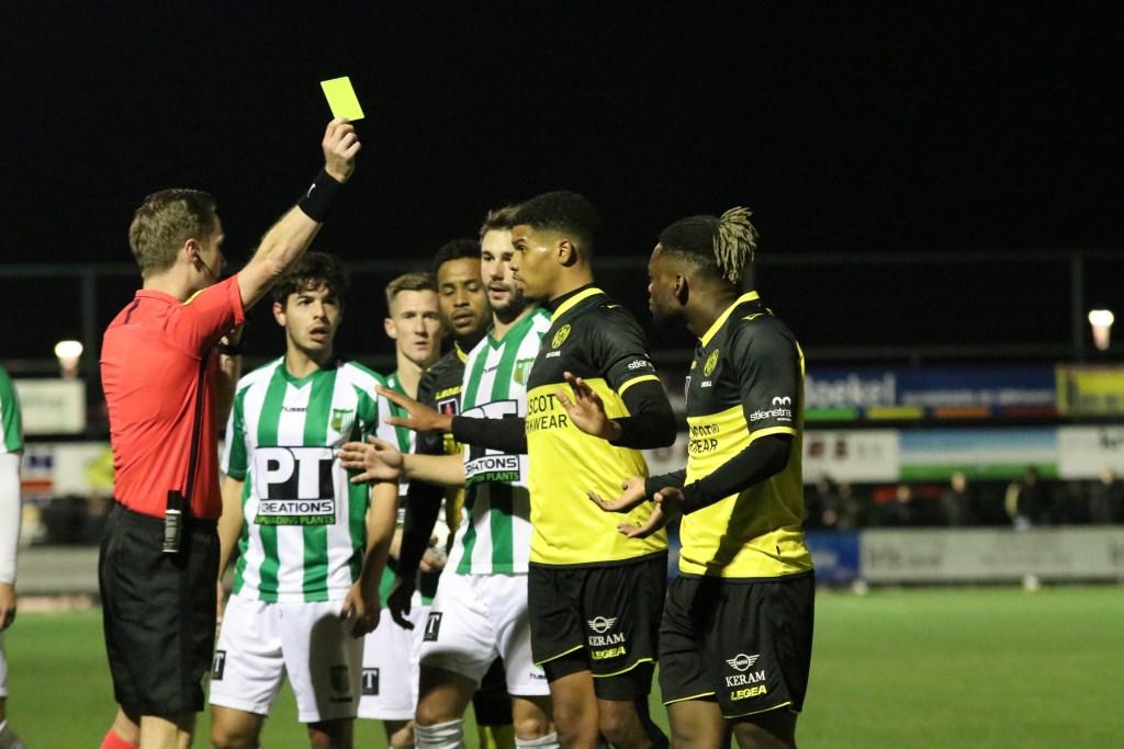 • Achilles Veen - Roda JC (0-2). Foto: Gerald van Zanten © Heusden en Altena