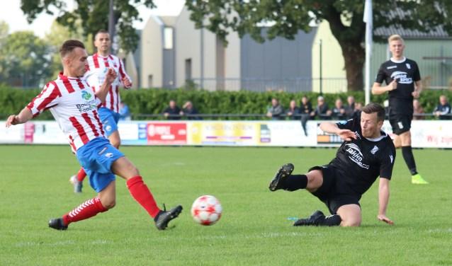 • Roda Boys - Sleeuwijk (2-1). Foto: Gerald van Zanten © regiosport