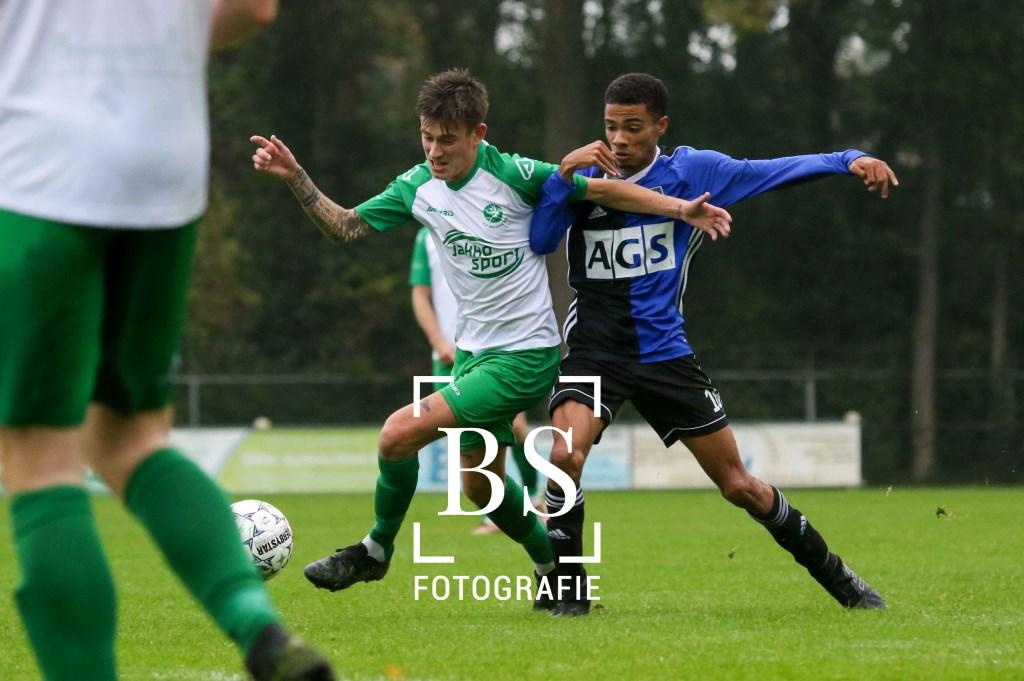 • Woudrichem - Pelikaan (5-0). Foto: Bart Stoutjesdijk © regiosport
