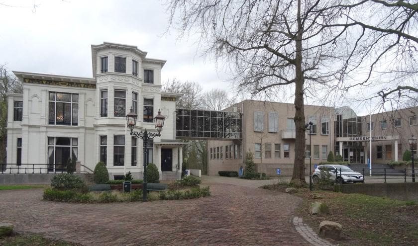 • Het voormalig gemeentehuis in Asperen sluit de deuren.