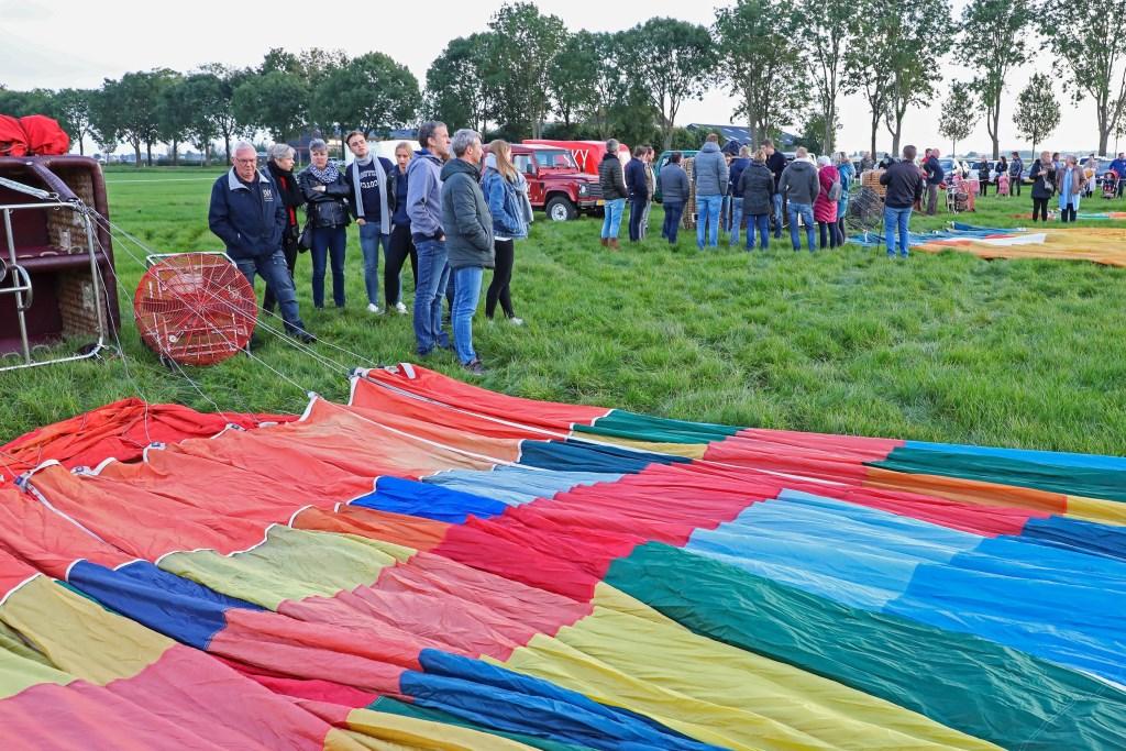 Ballonvaart Foto: Lya Cattel © Bommelerwaard