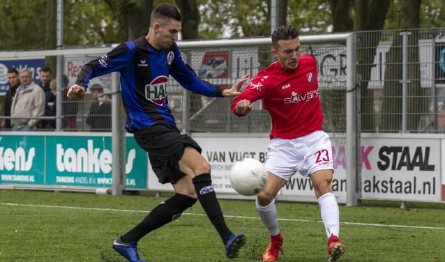 • GRC 14 - Nivo Sparta (5-0).  © regiosport