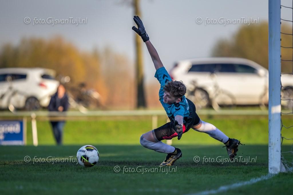 • BZC'14 - GVV'63. Foto: Gijs van Tuijl - Gameren © regiosport