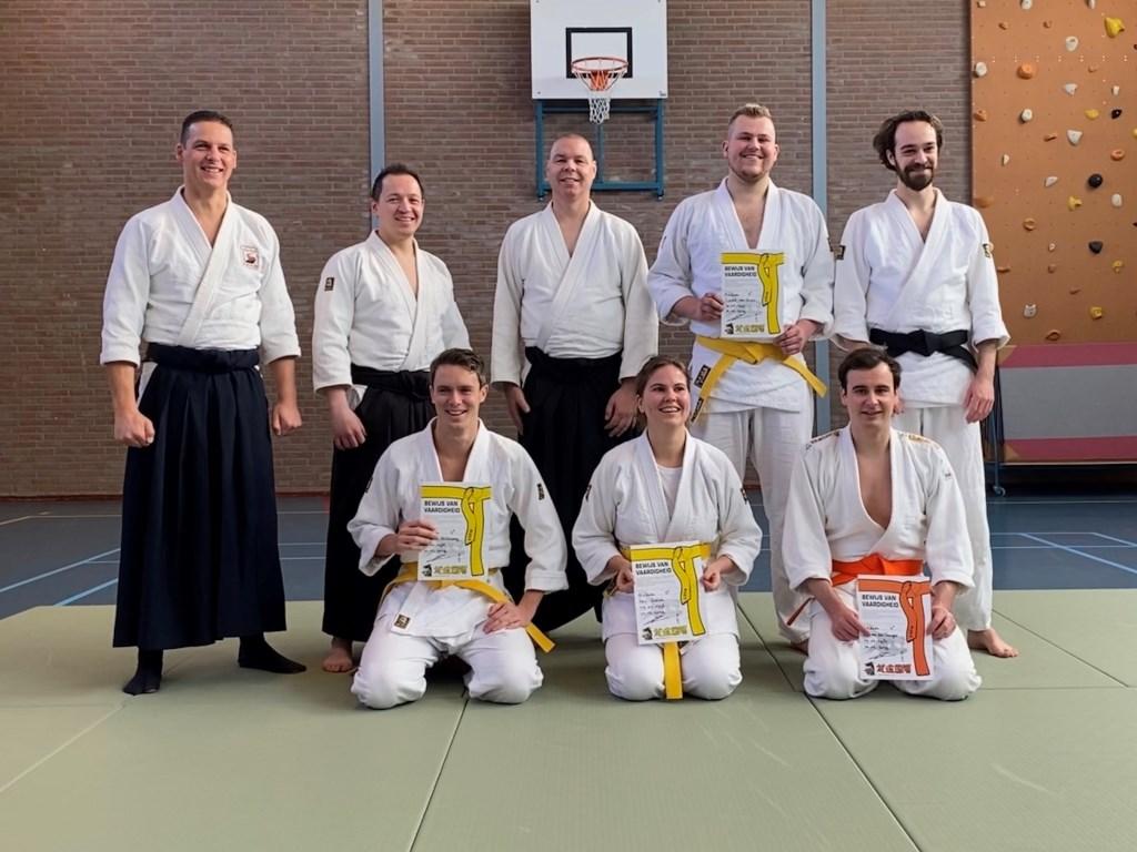 Van links naar rechts: Roderick, Kris, Sjoerd en Luc. Foto: Jordan Rijnders Fotografie © Bommelerwaard