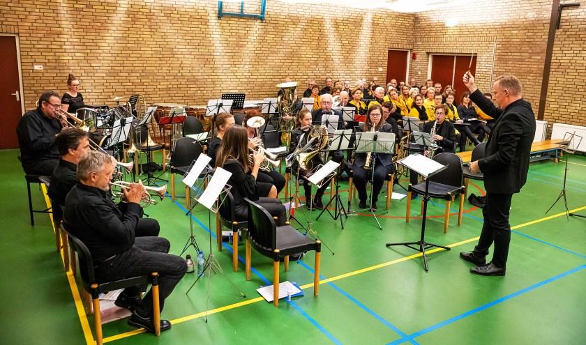 Concert fanfare Excelsior Hagestein