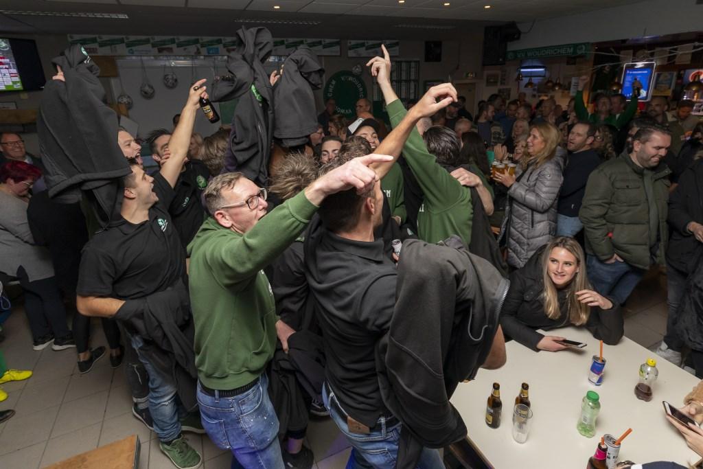 • Woudrichem - Roda Boys (1-1). Foto: JAN NOORLANDT © regiosport