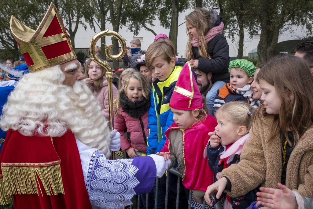 • Intocht Sint in Krimpen aan den IJssel. Foto: wijntjesfotografie.nl © Krimpenerwaard