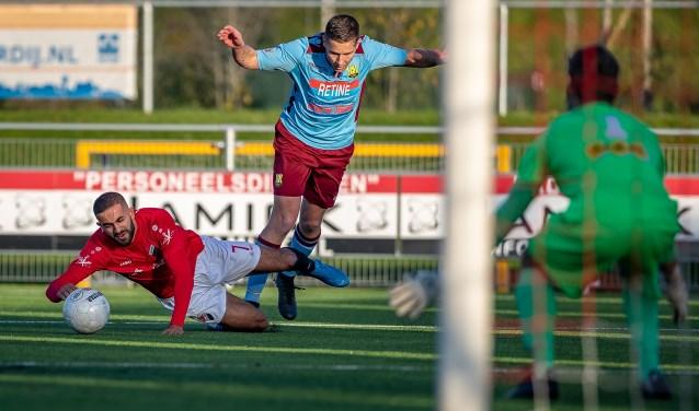 • Nivo Sparta - WNC (3-0).  © regiosport