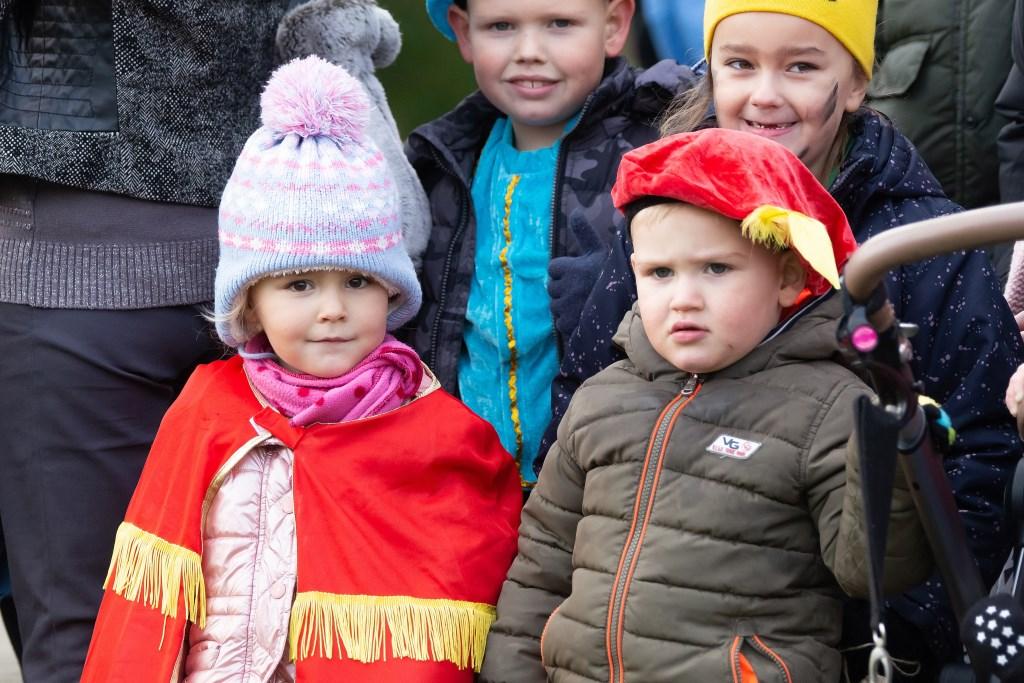 Aankomst Sint Nicolaas in Vianen Foto: Nico Van Ganzewinkel © Vianen