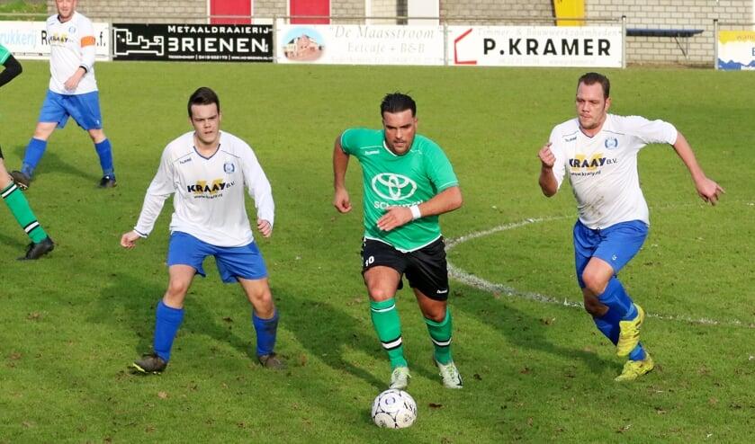 • WSV Well - SV Noordeloos (1-2).
