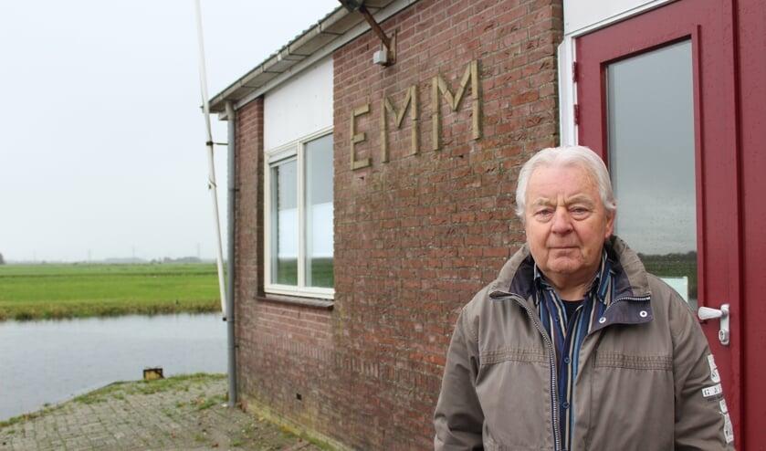 • Piet Dullaart op vertrouwd terrein: EMM in Ouderkerk.