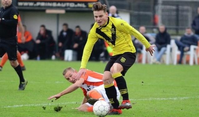 • Alblasserdam - SV Meerkerk (3-1). Foto: Alexander de Jong © regiosport
