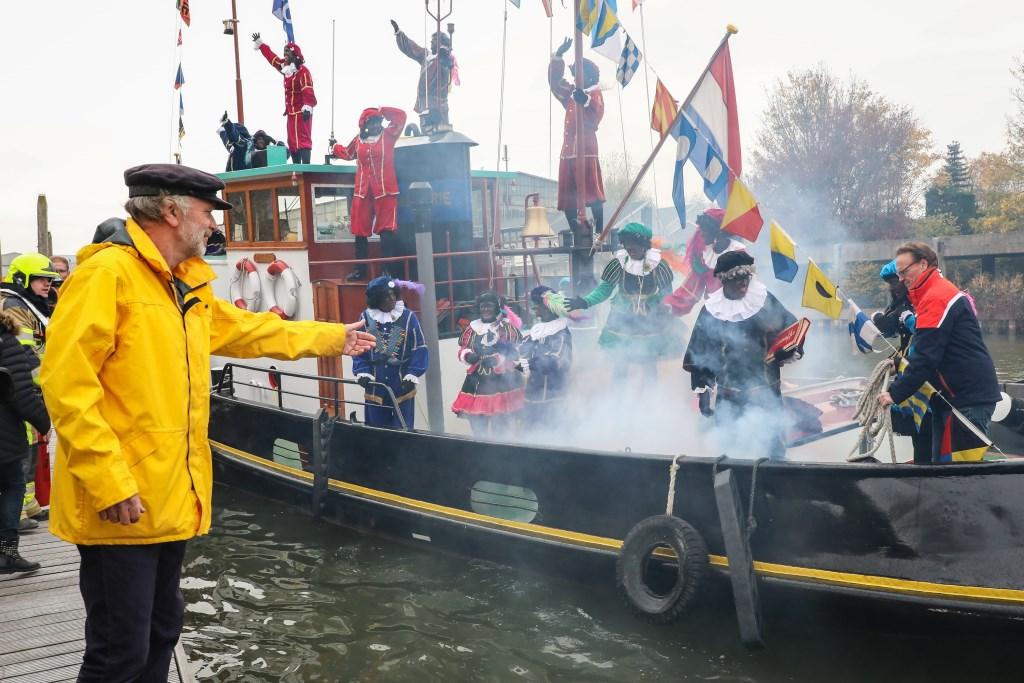 Intocht Sinterklaas Zaltbommel Foto: Lya Cattel © Bommelerwaard