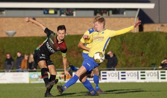 • GDC - Haaften (3-1). Foto: Eric Schröder © regiosport