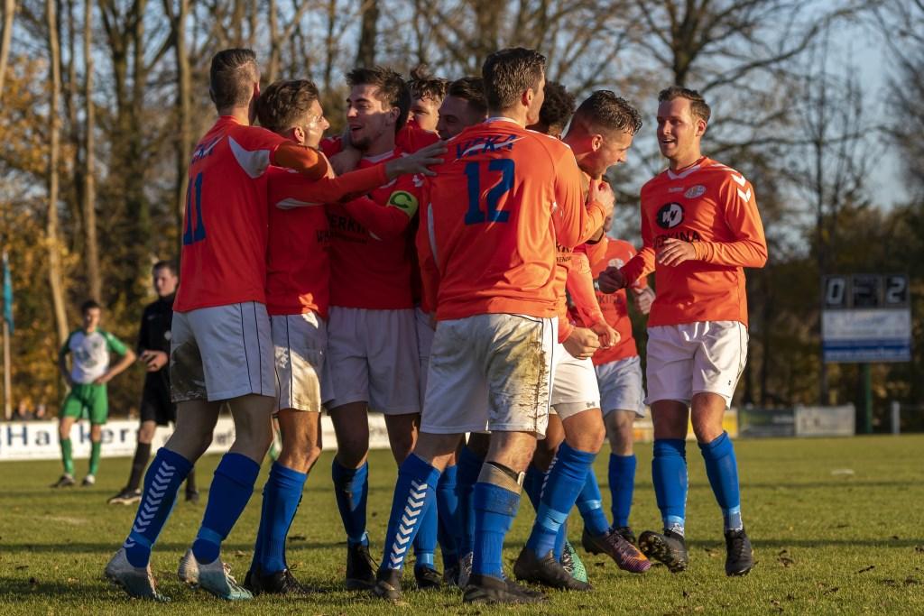 • Woudrichem - Altena (0-4).  © regiosport