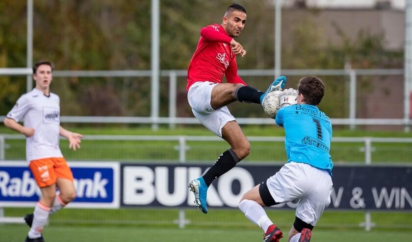 • Mo Nikbakht gaat van Nivo Sparta naar Roda Boys