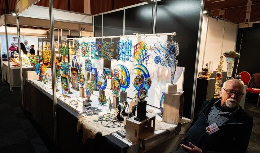 Glas en Keramiekbeurs in Leerdam