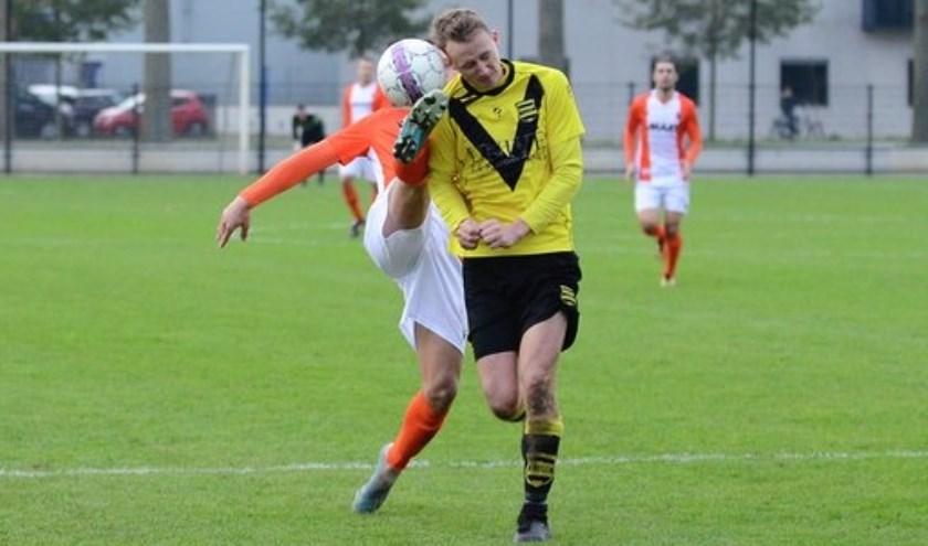 • Alblasserdam - SV Meerkerk (3-1).