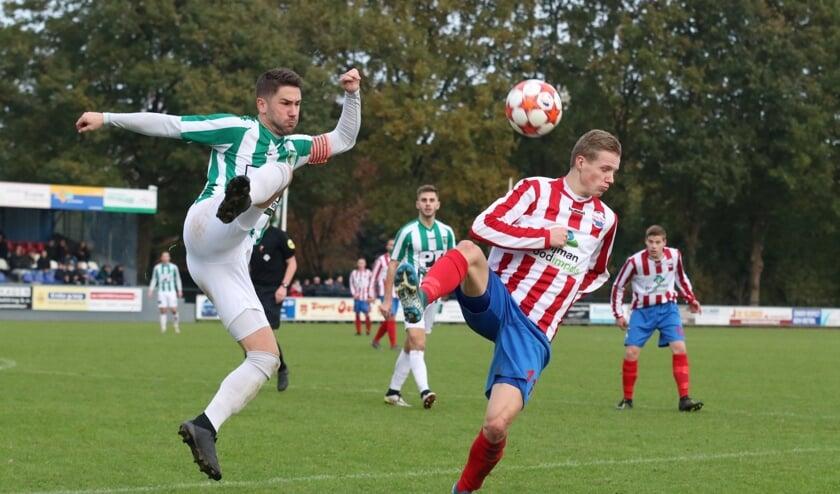 • Roda Boys - Achilles Veen (1-3).