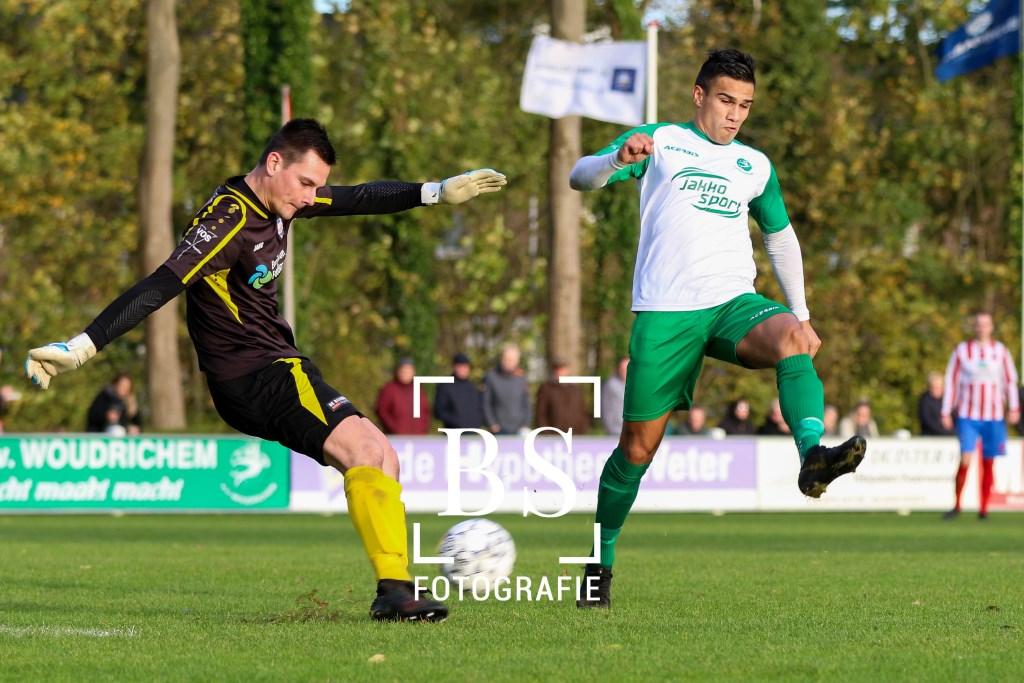 Woudrichem - Roda Boys Foto: Bart Stoutjesdijk © regiosport