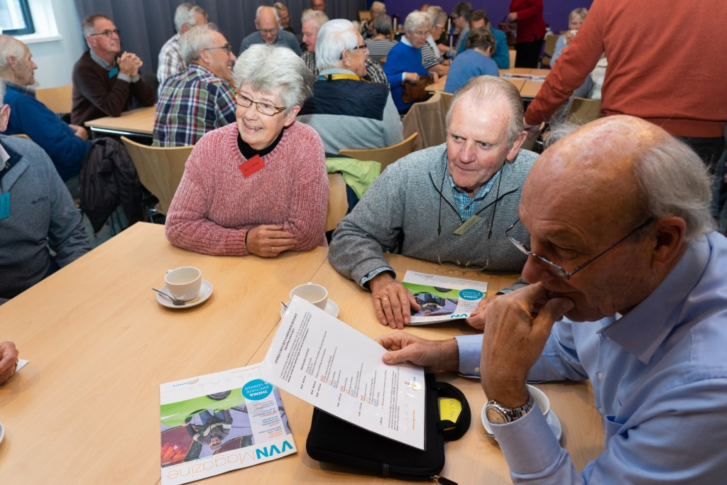 Opfrisdag Rijvaardigheid Senioren Foto: Nico Van Ganzewinkel © Leerdam