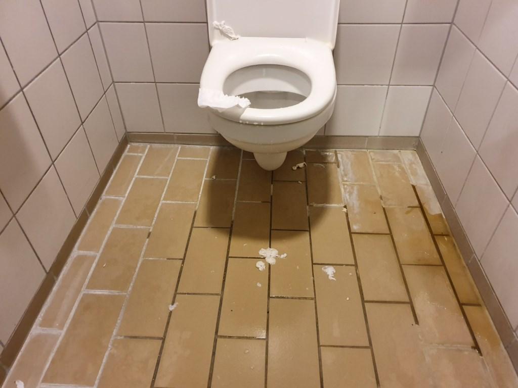 • Vies toilet.  Foto: KZV de Lansingh. © Krimpenerwaard