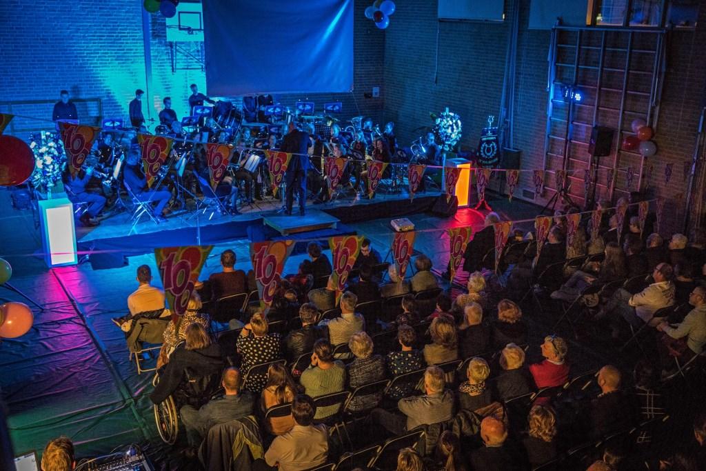Fanfare De Volharding Kerkwijk 100 jaar Foto: Lya Cattel © Bommelerwaard