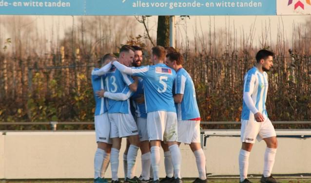 • Tricht - Roda Boys (2-3). Foto: Gerald van Zanten © regiosport