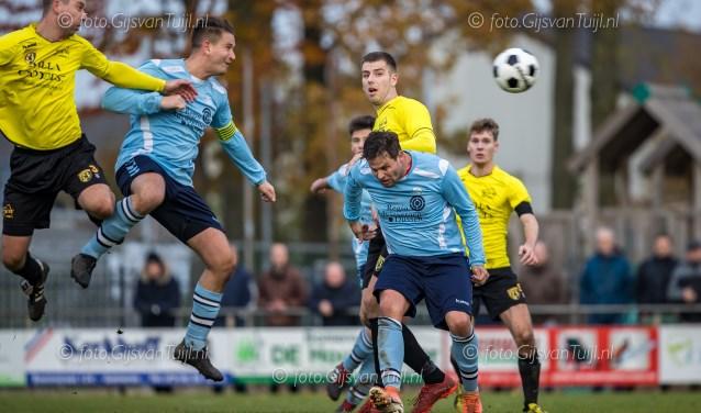 • GVV'63 - NOAD'32 (2-3). Foto: Gijs van Tuijl - Gameren © regiosport